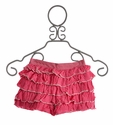 Mustard Pie Pink Lace Shorts Ava (12 Mos & 8)