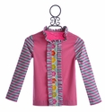 Mustard Pie Pink Stella Cardigan for Women