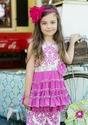 Mustard Pie Pink Tutu Dress Mia