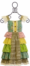 Mustard Pie Shangrila Juliet Girls Dress SOLD OUT