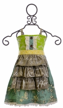 Mustard Pie Shangrila Rigby Apron Top (2T,3T,4,5)