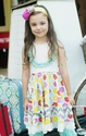 Mustard Pie Spring Girls Twirl Dress Gwendolyn