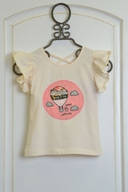 Mustard Pie Sugar Blossom Top Pippa Girls