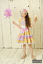 Mustard Pie Summer Magnolia McKenna Dress