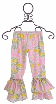 Mustard Pie Sweet Pink Tango Leggings (12Mos & 18Mos)