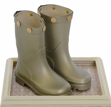 Oil and Water Girls Designer Boots (12 & 1)