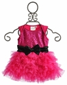 Ooh La La Baby Girl Wow Dream Dress in Hot Pink