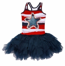 Ooh La La Couture 4th of July Dress PREORDER
