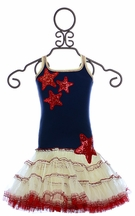 Ooh La La Couture 4th of July Tutu Dress