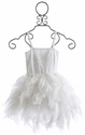 Ooh La La Couture Devin Dress for Girls in White