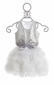 Ooh La La Couture Embroidered Dream Dress White
