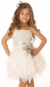 Ooh La La Couture Emma Wow Dress White