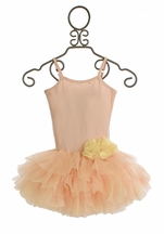 Ooh La La Couture Flower Girl Dress Tutu Pink