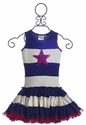 Ooh La La Couture Fourth of July Dress for Girls