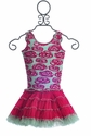 Ooh La La Couture Fun Girls Dress in Mint