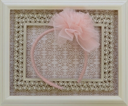 Ooh La La Couture Girls Headband in Pink