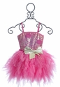 Ooh La La Couture Girls Pink Party Dress