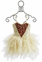Ooh La La Couture Leopard Sweetheart Dress Champagne