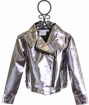 Ooh la la Couture Silver Jacket