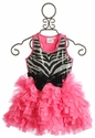 Ooh La La Couture Wow Dream Dress Candy Pink Zebra
