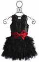 Ooh La La Girls Black Wow Dream Dress