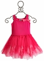 Ooh La La Girls Pink Audrey Tulle Dress