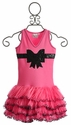 Ooh La La Pink Bow Dress La Cadeau