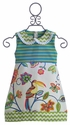 Owls and Bats Girls Summer Dress Rio