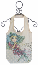 Paper Wings Canvas Tote for Girls Wind Fairy
