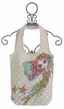 Paper Wings Girls Canvas Tote Star Fairy
