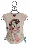 Paper Wings Little Girls Tunic Vintage Pony
