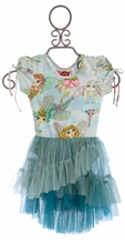 Paper Wings Tutu Dress for Little Girls Fairy Flight (Size 7)
