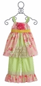 Peaches 'N Cream Praline Honey Little Girls Outfit