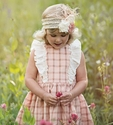 Persnickety Apple Blossom Hopscotch Dress