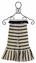 Persnickety Baby Belle Pant Navy Stripe (2T & 3T)