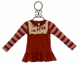 Persnickety Baby Meadow Lark Lou Lou Top