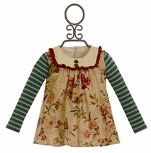 Persnickety Baby Meadow Lark Sara Top (Size 3-6Mos)