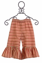 Persnickety Baby Samara Gaucho Red Stripes (Size 18-24Mos)