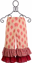 Persnickety Candy Cane Dylan Pants Girls