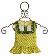 Persnickety Charming Baby Top Lou Lou Peplum (3-6Mos & 18-24Mos)