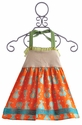 Persnickety Clothing Betsy Top with Pears for Girls