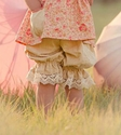 Persnickety Clothing Bloomer Shorts for Girls