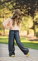 Persnickety Clothing Denim Trousers for Girls