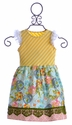 Persnickety Clothing Erika Dress for Girls (12 Mos)