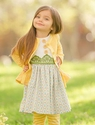 Persnickety Clothing Girls Maggie Dress