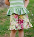 Persnickety Clothing Mae Short in Yellow