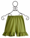 Persnickety Clothing Mae Shorts in Green (2, 3)