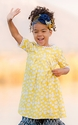 Persnickety Clothing Penny Dress in Yellow (Size 6 & 10)