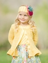 Persnickety Clothing Yellow Jane Sweater for Girls