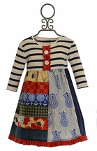 Persnickety Dress for Girls Bristol